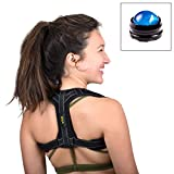 VIVE Posture Corrector for Women & Men – Maximum Result Back Posture Brace for Effective & Comfortable Posture Correction Under Clothes ! Discreet Clavicle Support Brace for Slouching