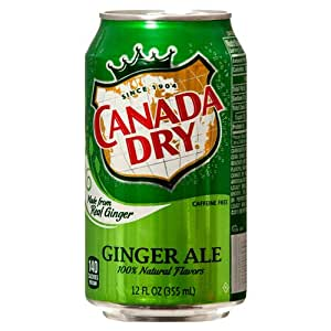 Amazon.com : New 328786 Ginger Ale 12 Oz (12-Pack) Can