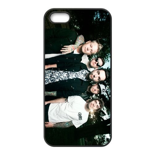 A Day To Remember 010 coque iPhone 5 5S cellulaire cas coque de téléphone cas téléphone cellulaire noir couvercle EOKXLLNCD21267
