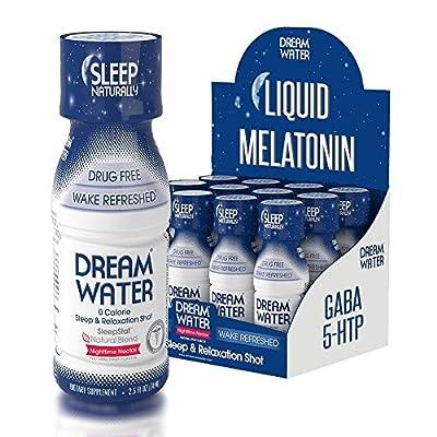 Dream Water 2.5oz Sleep & Relaxation Shot