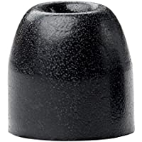 Shure EABKF1-100S Black Foam Sleeves Eartips for SE Series, Bulk 100 Pack (50 Pairs) Small