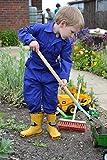 Castle Clothing Children's Coveralls - Navy Blue