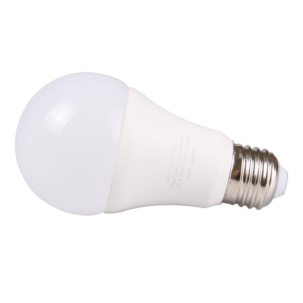 tiwin a19 e26 led light bulbs 100 watt equivalent 11w. Black Bedroom Furniture Sets. Home Design Ideas