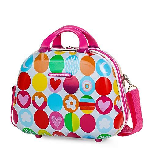Agatha Ruiz De La Prada Happy Agatha Travel Toiletry Bag, 35 cm, 10 Litres, ()