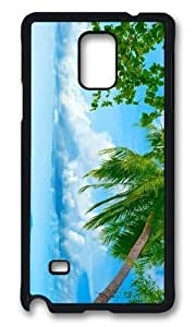Adorable beach sea palms hd Hard Case Protective Shell Cell Phone Ipod Touch 4