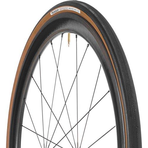 Panaracer Gravelkingタイヤ – クリンチャーブラック/ブラウン, 700 C x 28 mm