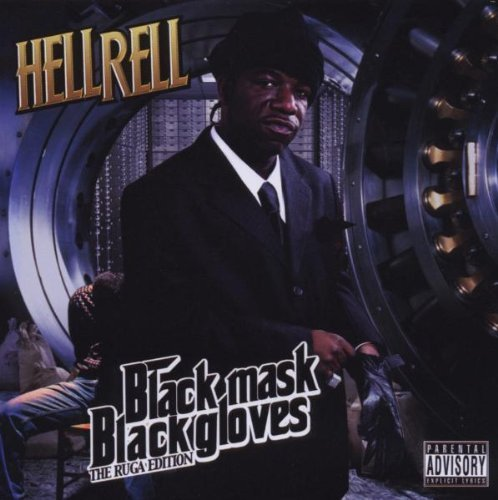 Price comparison product image Black Mask Black Gloves: The Ruga Edition by Hell Rell (2008-07-22)