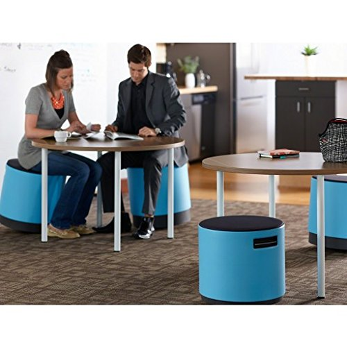 Etonnant Amazon.com: Turnstone Buoy Stool: Wasabi Base   Tornado Buzz2 Upholstery:  Kitchen U0026 Dining