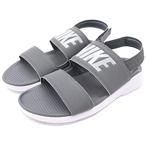 [ナイキ] NIKE サンダル ユニセックス ウィメンズ タンジュン サンダル Cool Grey/Pure Platinum/White
