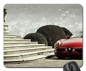 2013 Alfa Romeo Disco Volante Mouse Pad, Mousepad