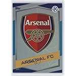 a5a824c988d Team Boost - Arsenal (Trading Card) 2016-17 Topps Match Attax UEFA  Champions.