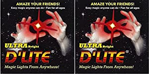 D'lite - The Greatest Thing to Hit the Magic Market Since Cups and Balls!