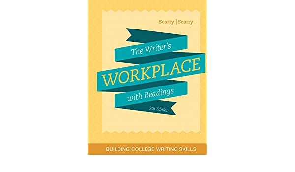 Amazon the writers workplace with readings building college amazon the writers workplace with readings building college writing skills ebook sandra scarry john scarry kindle store fandeluxe Gallery