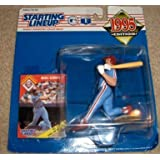 1 X Mike Schmidt Action Figure - 1995 Major League Baseball Starting Lineup Sports Superstar Collectible
