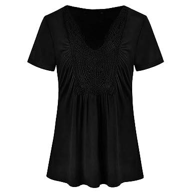 Beikoard Blusa con Estampado de Mujer Imprimir Camiseta Mujer Chaleco Sin Mangas Chaleco Mujer Blanco Traje