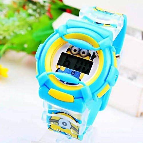 ミニオンズ 腕時計 (ブルー)