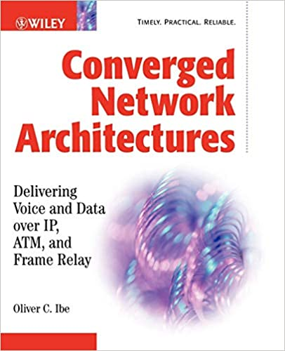 and Frame Relay ATM Converged Network Architectures Delivering Voice over IP