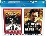 Duo Bd: Fuga De Alcatraz + Los Intocables (Blu-Ray) (Import Movie) (European Format - Zone B2) (2014) Clint Ea
