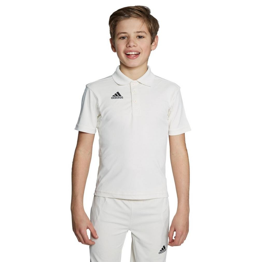 adidas Howzat Junior Cricket T-Shirt