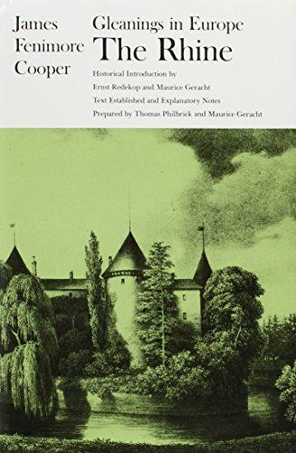 Gleanings in Europe: The Rhine (James Fenimore Cooper Works)