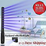 LEADLIFE UV Light Sanitizer Travel Wand, UV Light