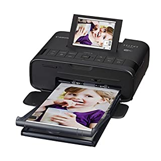 Canon SELPHY CP1300 Photo Printer Black (2234C001) (B073YHRPV5) | Amazon Products