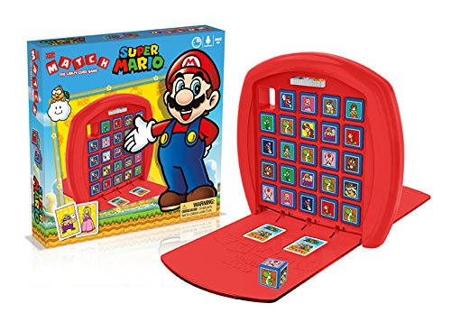Top Trumps Match Super Mario Theme Board Game by Top Trumps