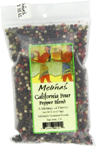 Melina's Peppercorns