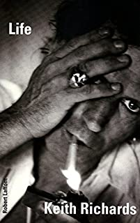 Life : ma vie avec les Stones, Richards, Keith