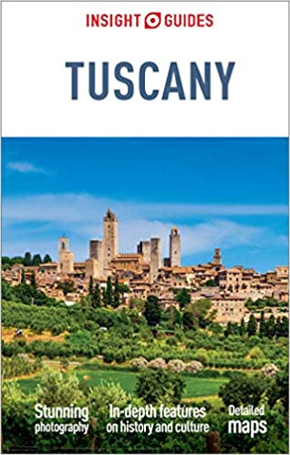 Travel Guide with Free eBook Insight Guides Tuscany