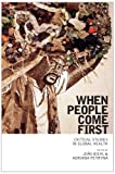 When People Come First : Critical Studies in Global Health, , 0691157383