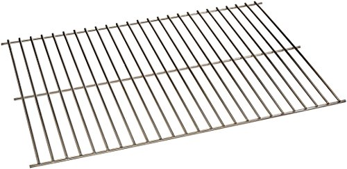 Cooking Chrome Grid Wire Steel (Music City Metals 40301 Chrome Steel Wire Cooking Grid Replacement for Select Gas Grill Models by Arkla, Charmglow and Others)