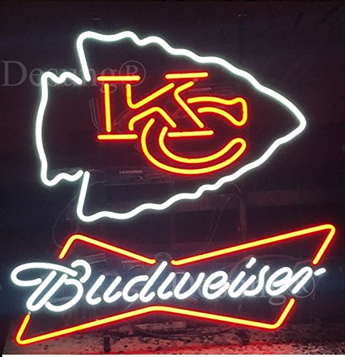 Kansas City Chiefs Neon Sign - Desung New 24