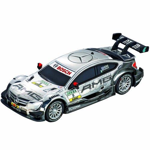 [AMG Mercedes C-Coupe DTM - J.Green No5 - Slot Car by Carrera USA] (Carrera Slot Cars Usa)
