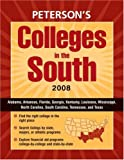Colleges in the South, Peterson's Guides Staff, 0768924197
