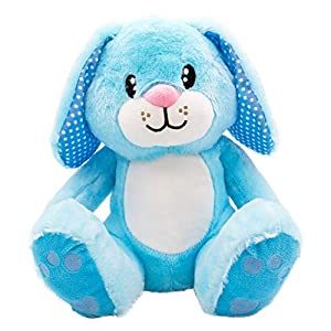 "Scentco Easter Bunny Rabbit - Scented Stuffed Animal 10"" - Blueberry"