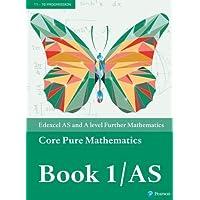 Edexcel AS and A level Further Mathematics Core Pure Mathematics Book 1/AS Textbook + e-book (A level Maths and Further Maths 2017)