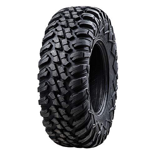 (Tusk Terrabite Radial Tire 27x11-12 Medium/Hard Terrain - Fits: Polaris RANGER 570 Mid Size 2015-2019)