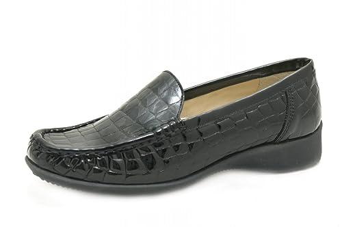 Amazon 12 uk Bags 08 Shoes Shoes Ag 40101 amp; Black Ara co ABfxY5