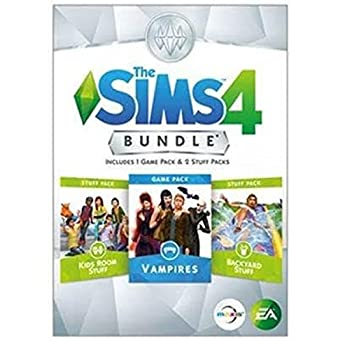 The Sims 4 Bundle Pack 7 Includes Vampires Kids Room Stuff - Make-your-room-look-like-a-vampires-room