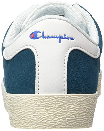 Champion Women's Low Cut Venice Suede Competition Running Shoes Green (Lbl) wXccL