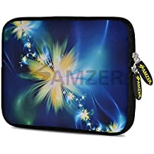 Amzer 7.75-Inch Designer Neoprene Sleeve Case Cover Pouch for Tablet, eBook and Netbook - Starlight Galaxy (AMZ5084077)