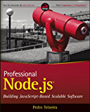 Professional Node.js: Building Javascript Based Scalable Software (English Edition)