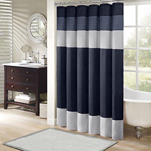 Madison Park MP70-2206 Amherst Shower Curtain 72x72