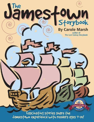 The Jamestown Storybook (Jamestown: First Permanent English Settlement in the New World!) by Carole Marsh (2006-09-01)