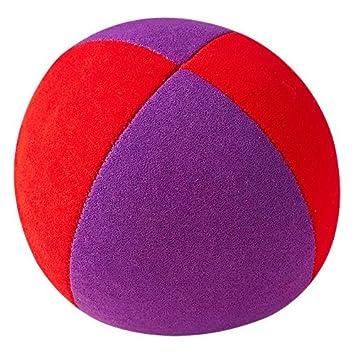 Henrys Pelotas para Malabares Superior Medio Rojo-púrpura: Amazon ...