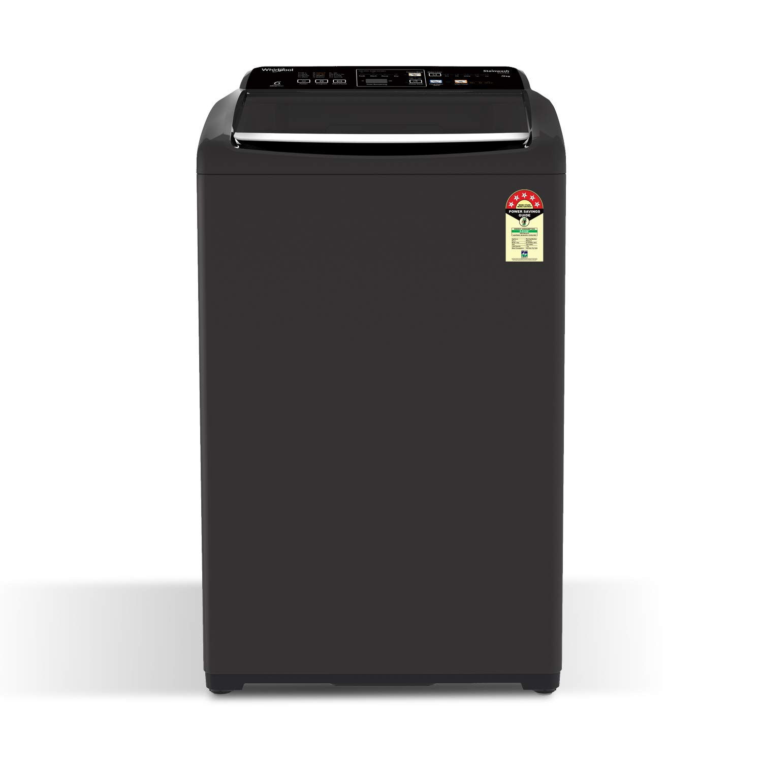 Whirlpool 7 kg 5 Star Fully-Automatic Top Loading Washing Machine with In-Built Heater