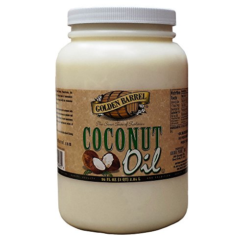 Golden Barrel Coconut Oil (96 fl. oz.) ()