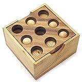 BRAIN GAMES Golf Puzzle (Gopher Holes)