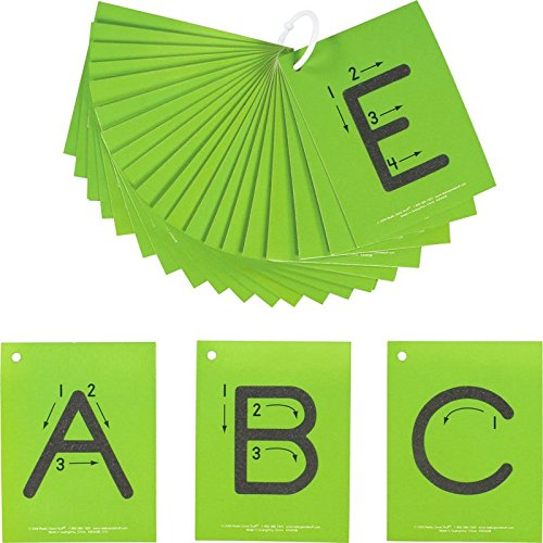 (Really Good Stuff 304038 Sandpaper Tactile Letters: Uppercase)